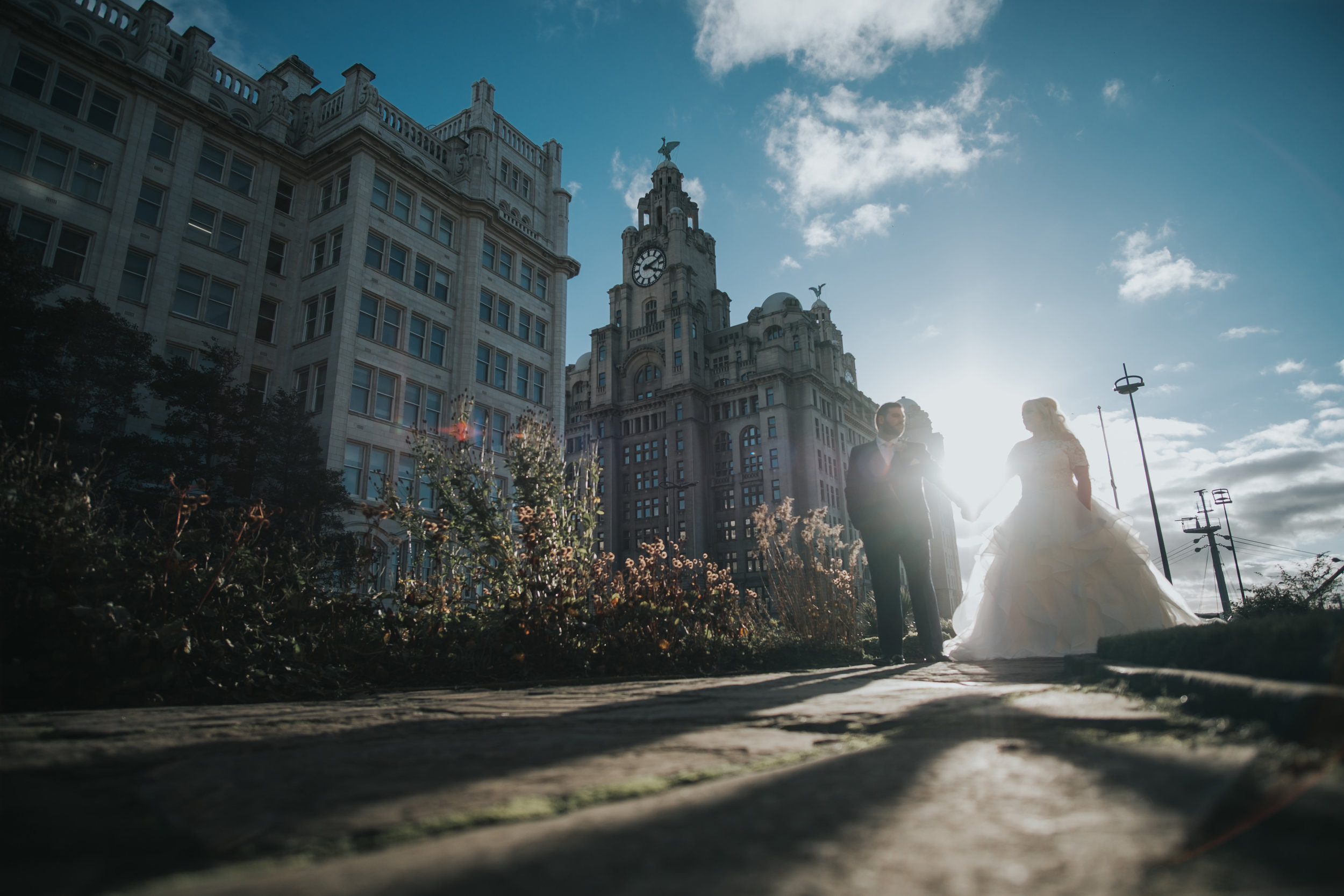 Modern and fashonable city centre wedding at the hard days night hotel in liverpool north west engand (36 of 54).jpg