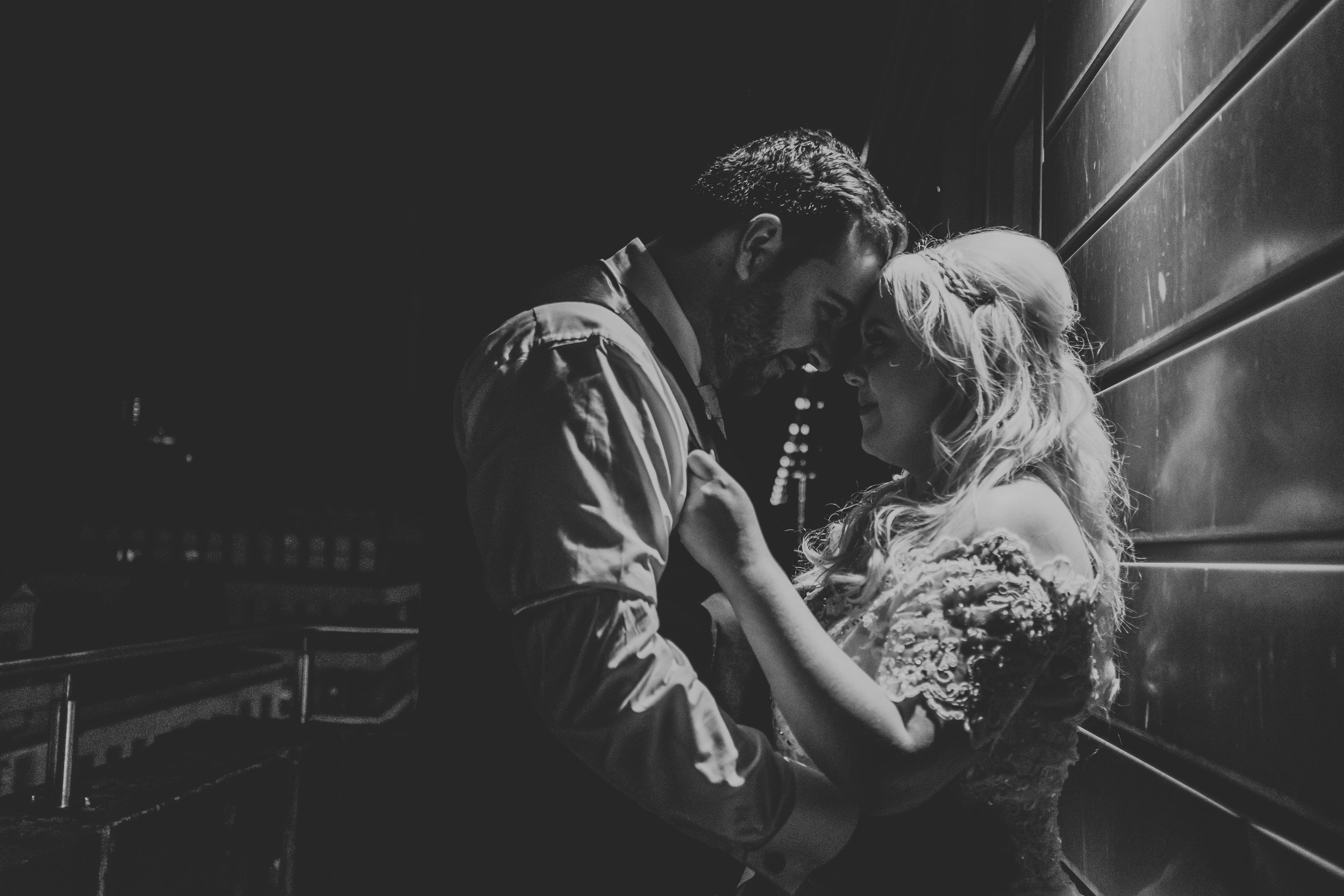 Modern and fashonable city centre wedding at the hard days night hotel in liverpool north west engand (49 of 54).jpg