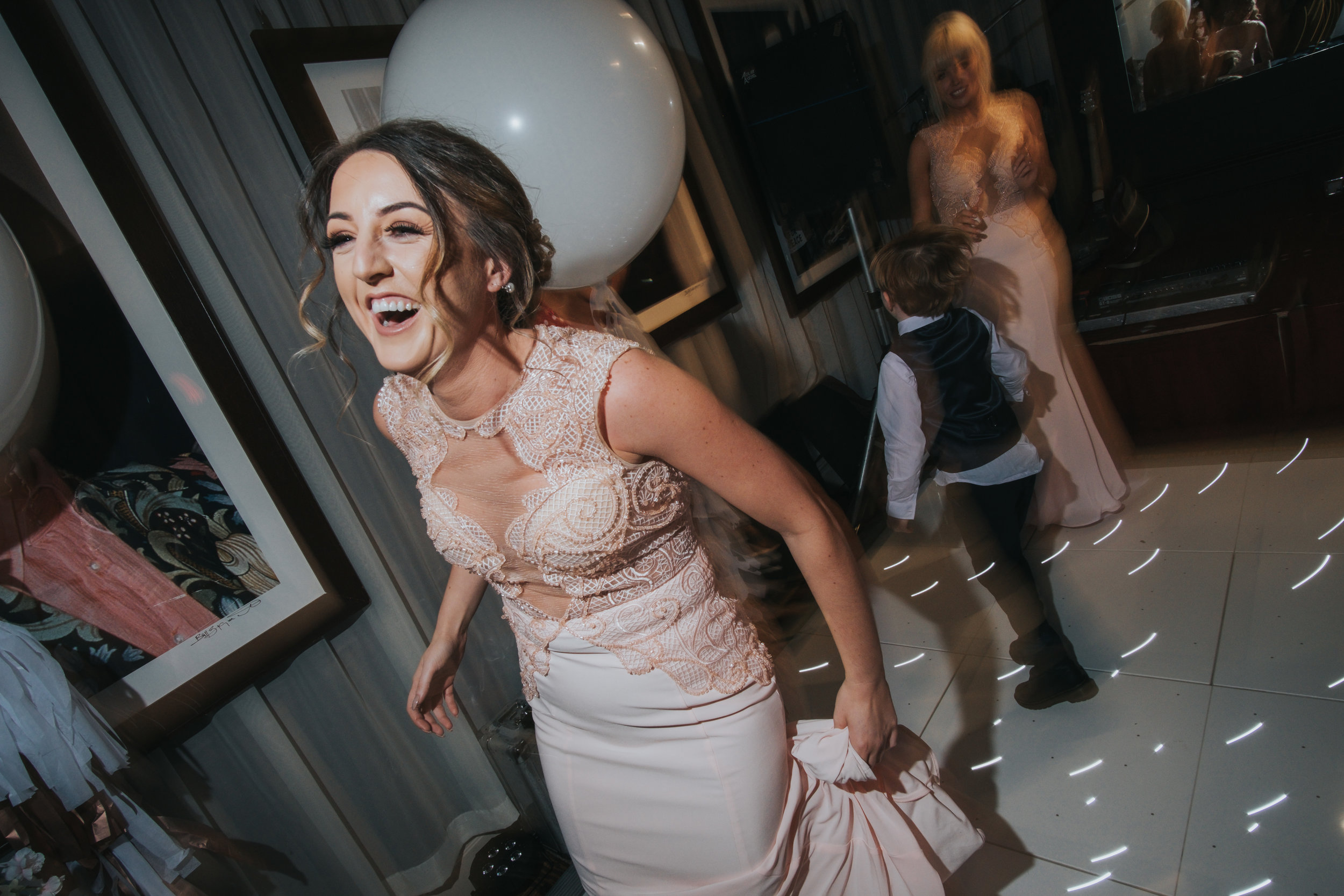 Modern and fashonable city centre wedding at the hard days night hotel in liverpool north west engand (53 of 54).jpg