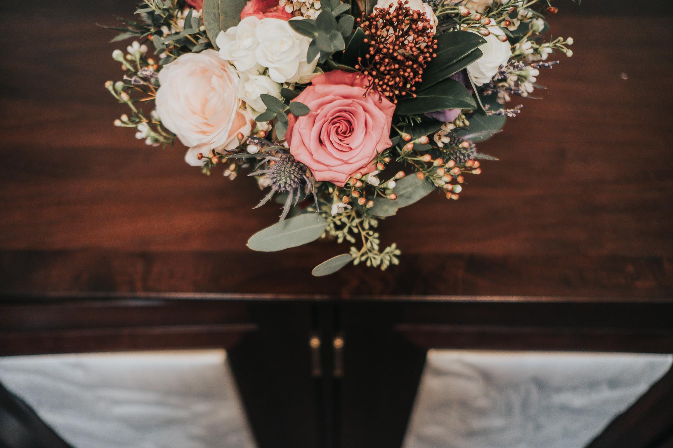 stunning flower arrangement from Dutch Flower Shop