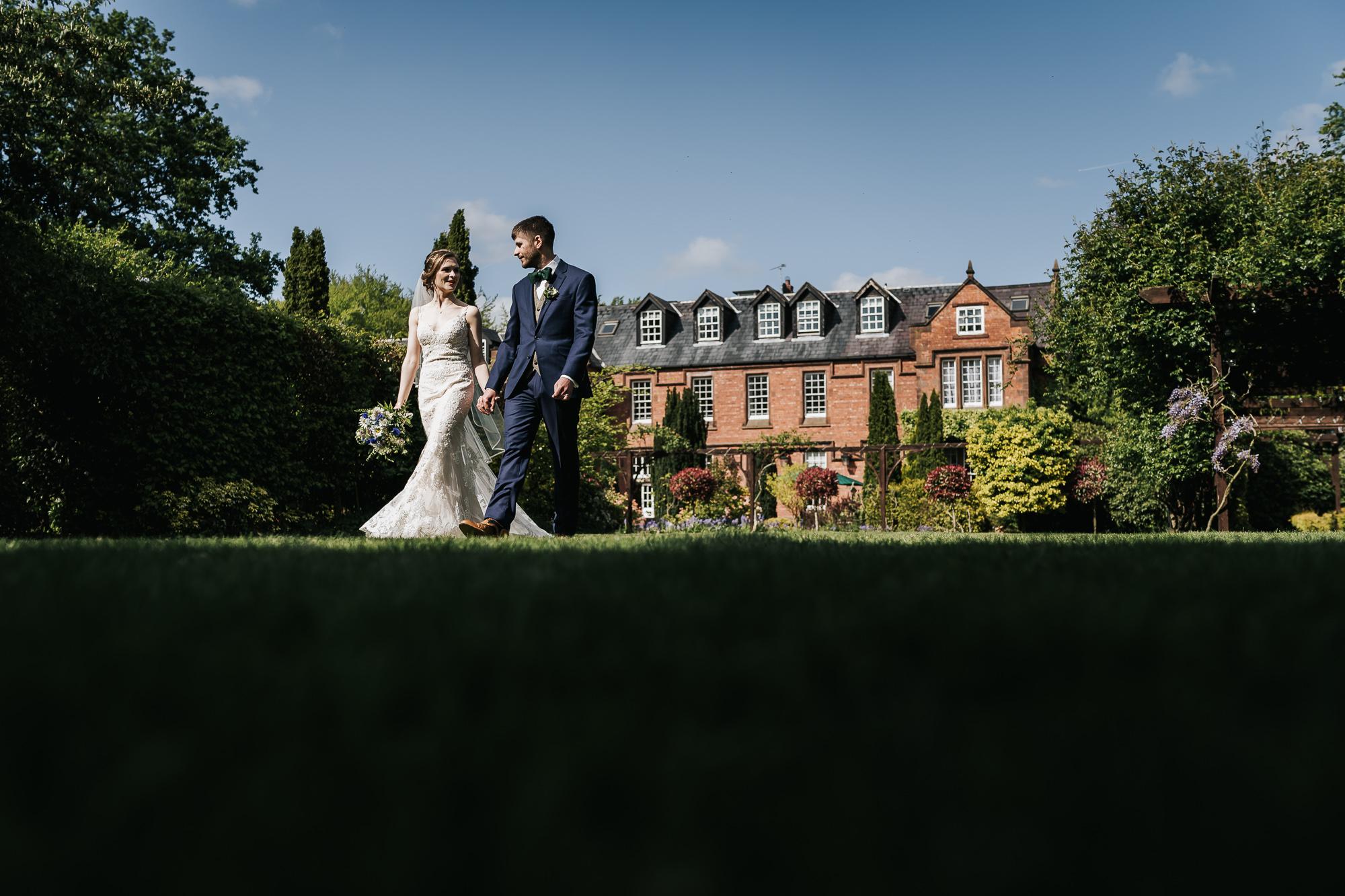 Nunsmere Hall Hotel Wedding photograhpy in cheshire wedding photographer (28 of 42).jpg