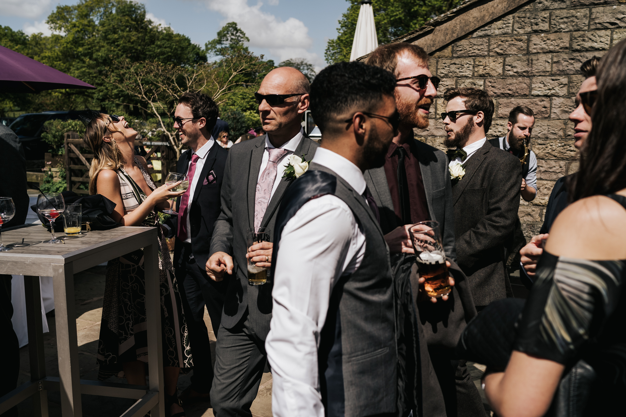 Rivington Hall Barn Wedding Photography lancashire wedding photographer (27 of 45).jpg