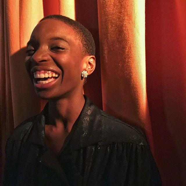 """Accepting every feeling that youre feeling. Knowing that feelings are like clouds. Like clouds they float away."" -Yahmani •  #theblackjoyproject #blackjoy #amsterdam #netherlands #diaspora #dutch #blackdutch #zwarte #readmyworld #africandiaspora"