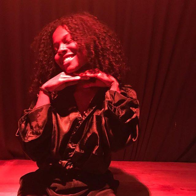 """A warm and strong frequency that connects us."" -Sheray • •  #theblackjoyproject #blackjoy #amsterdam #netherlands #diaspora #dutch #blackdutch #zwarte #readmyworld #africandiaspora"