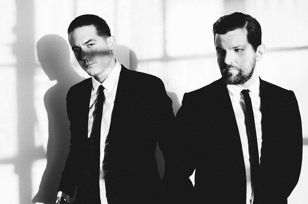 G Eazy & Dillon Francis for Billboard Magazine