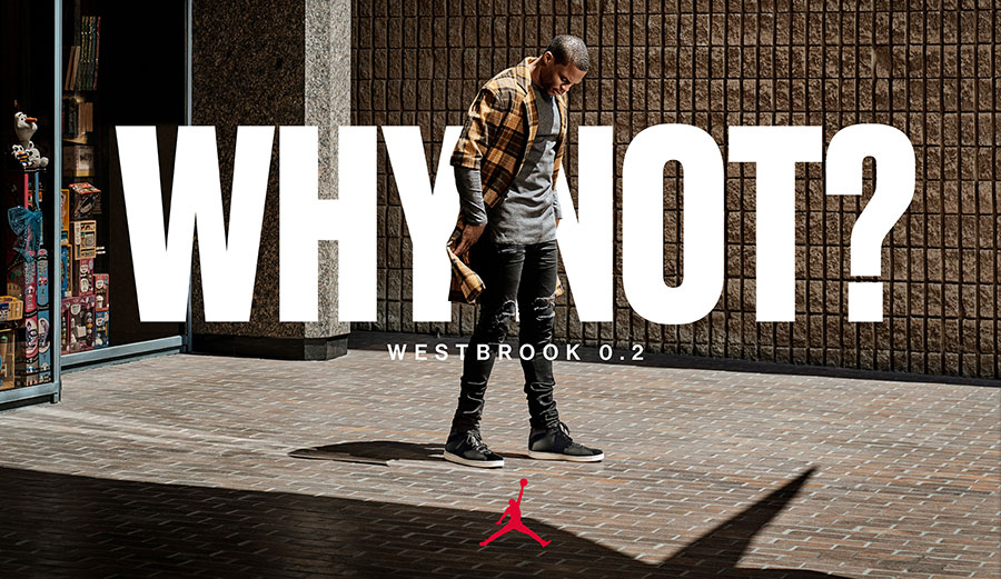Russell Westbrook for Nike