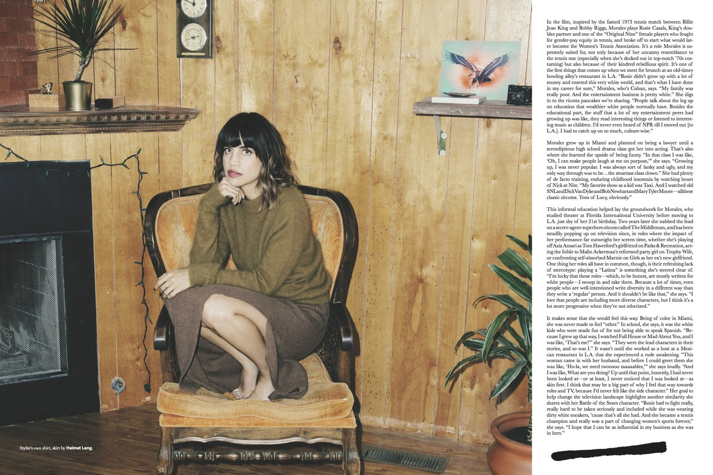 Tidal Magazine x Natalie Morales