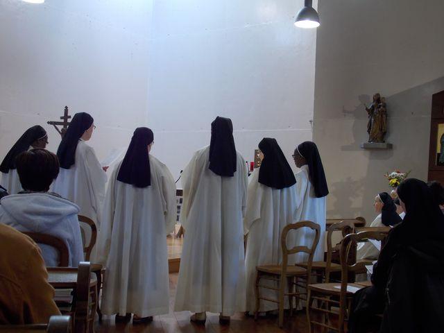 Le psaume chanté par les chantres