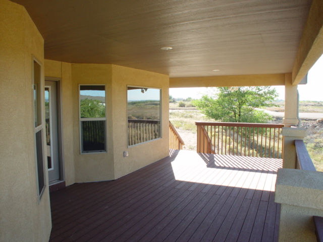 Deck and Patio Remodel