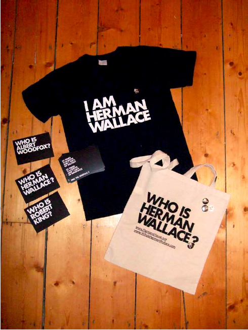 Herman Wallace Merch
