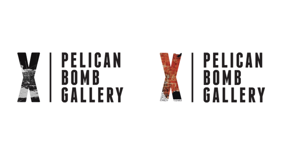 """X"", a gallery owned by Pelican Bomb, a New Orleans based contemporary visual arts non-profit"