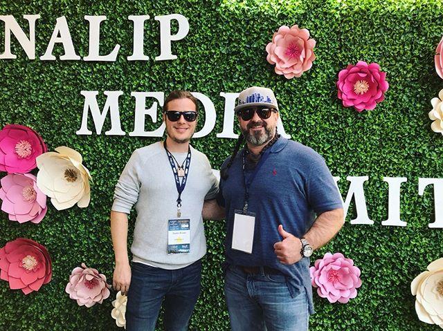 Great weekend pitching at the @nalip_org #latinomediamarket Good vibes & great stories! — #nalip #lmm #filmmaking #mediamarket #directing #socialimpact #animalrights #storytelling #weareinclusion