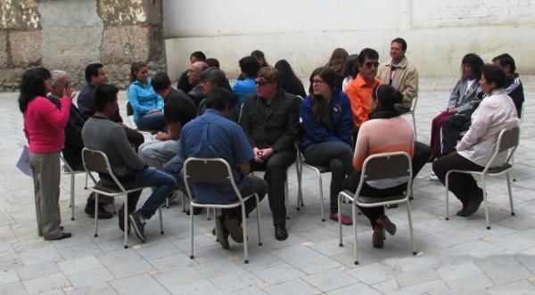 Taller de seguridad en Cuenca