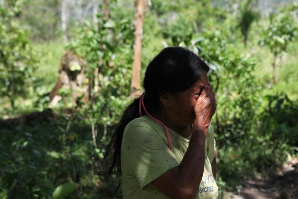 Rosa Antún muestra su dolor constante tras la muerte violenta de su hijo