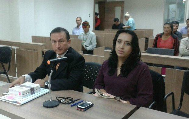 El fiscal Galo Rodriguez presento 10 pruebas documentales 24 testigos en la audiencia del juzgamiento
