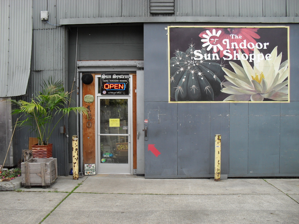Indoor Sun Shoppe - Fremont Seattle