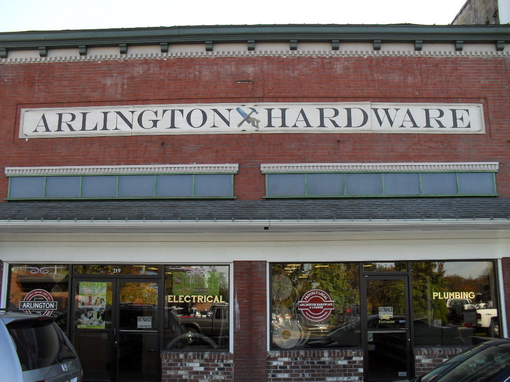 Arlington Hardware & Lumber Inc.