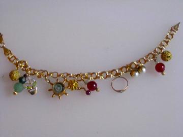 Delicate Charms Bracelet, $3000.00