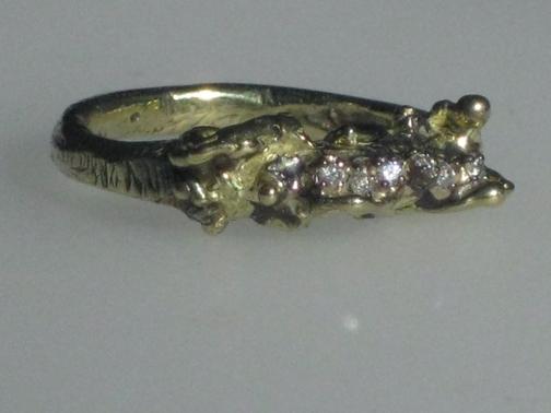 Diamond Pass Ring $3,000