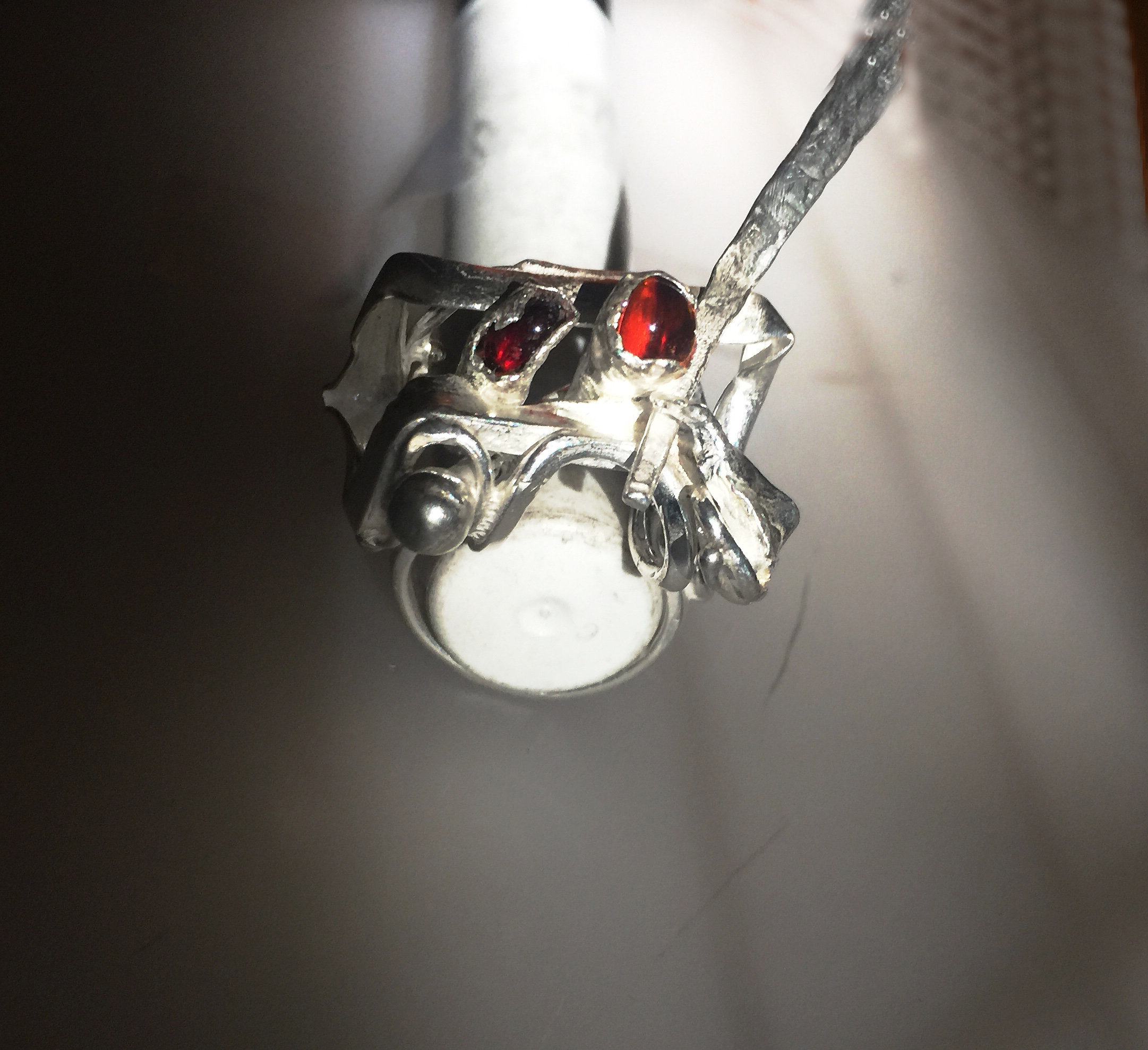 Jewelry as Weapon Series ring #1