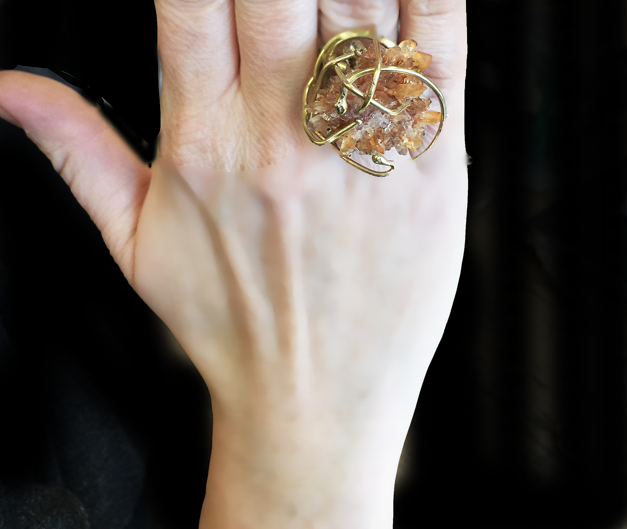 Jewelry as Weapon Series ring#2