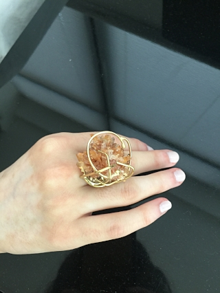 Jewelry as Weapon Ring #3  $2000