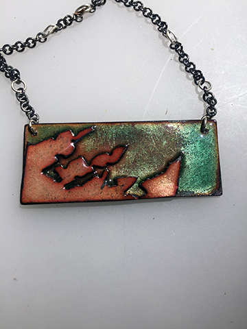In the Forest Necklace 140