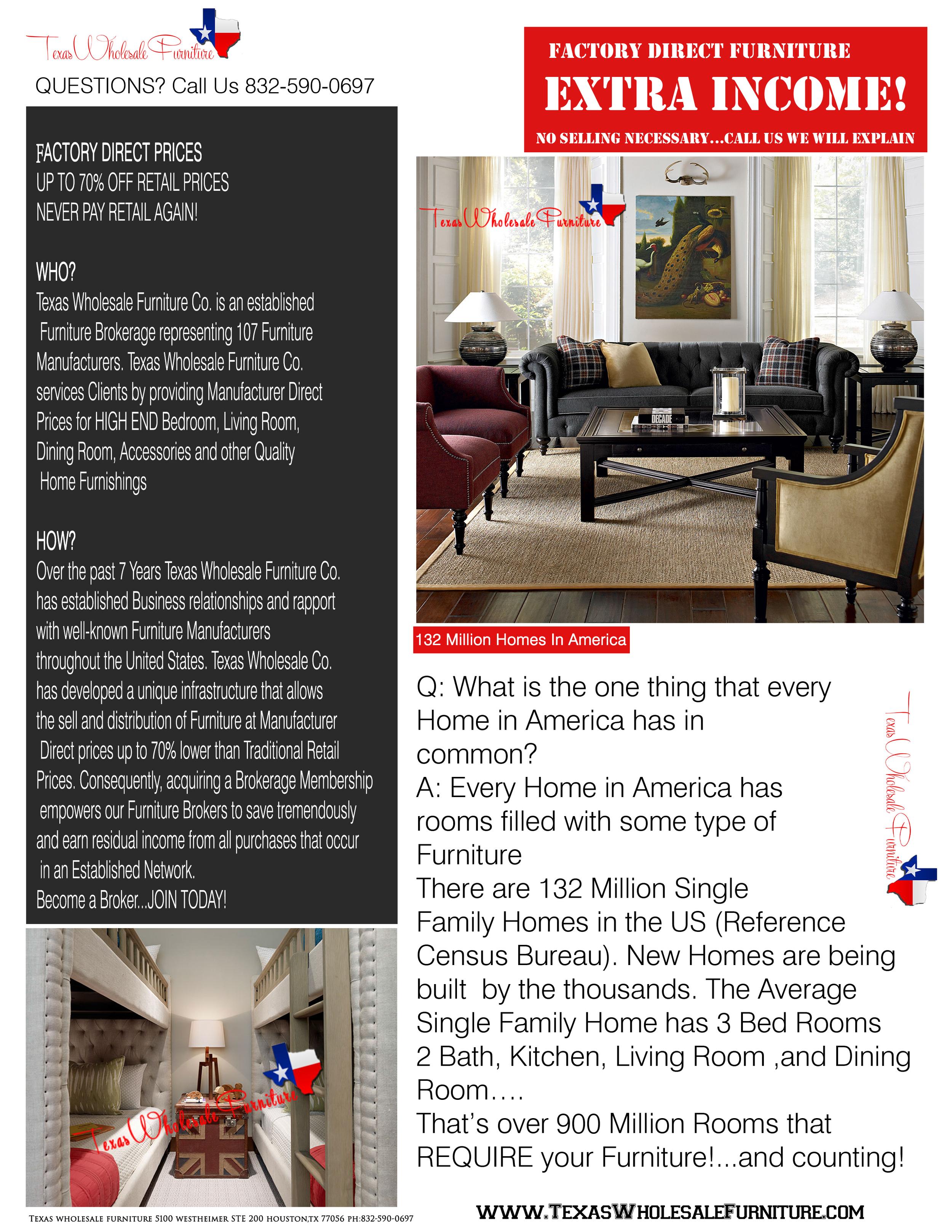 Furniture Broker Business Op