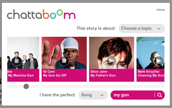 chattaboom news social plugin