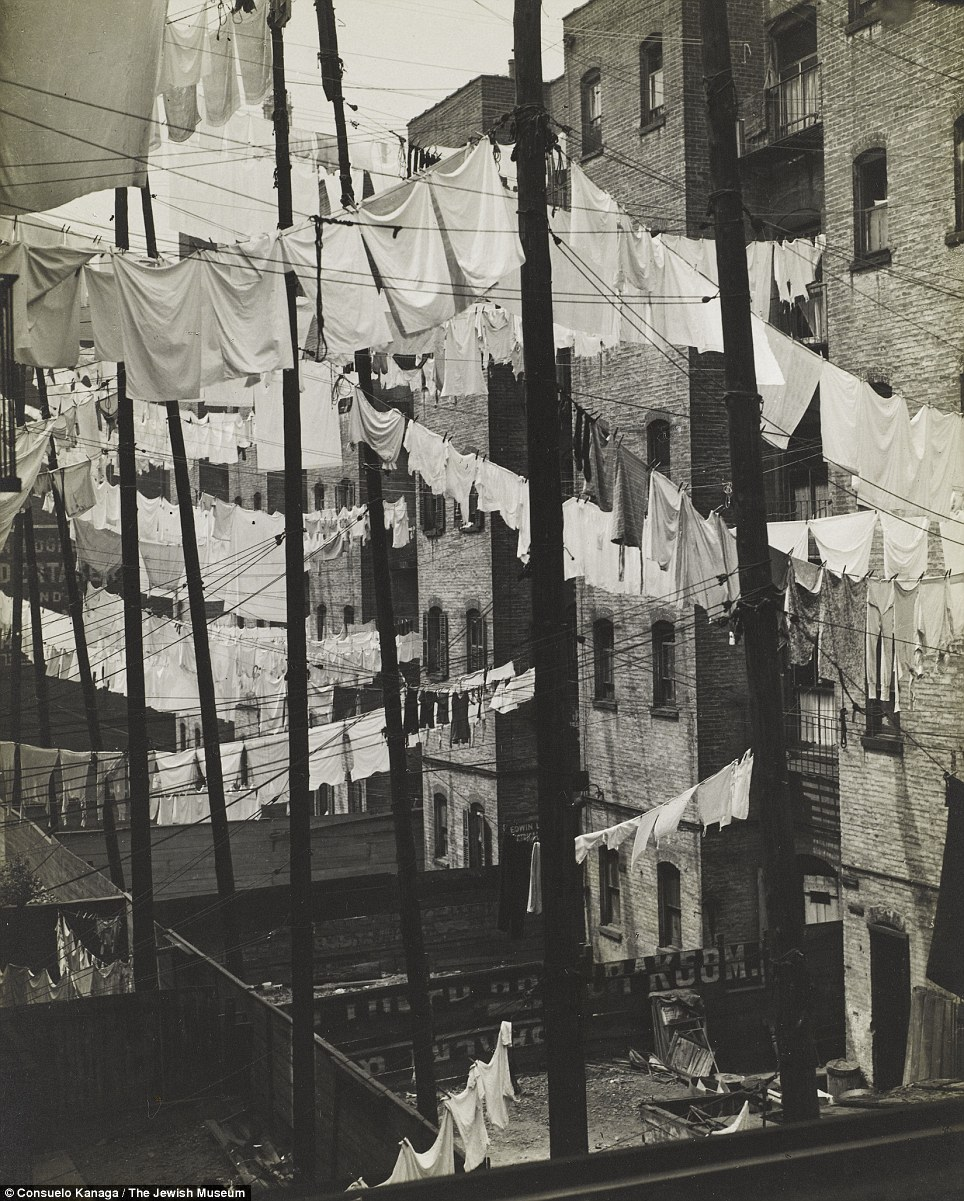 Consuelo Kanaga, Untitled, Tenements, New York, 1937