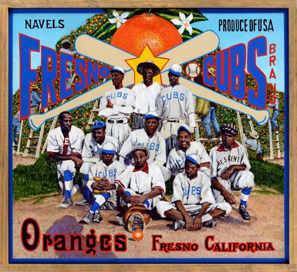 Fresno Cubs Brand