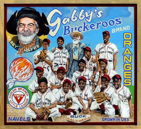 Gabby's Buckaroos Brand
