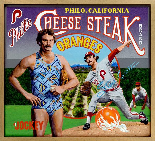 Phillie Cheese Steak Brand