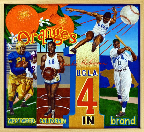 U.C.L.A 4 in 1 Brand