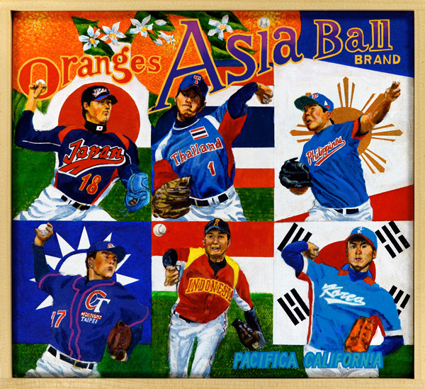 "Asia Ball Brand     Global Baseball -   Baseball in the twenty-first century is a global pastime. No longer solely the game of the Americas, baseball's spread now covers the planet. It is estimated that the game is currently played by 65 million participants—men, women, children, seniors—competing in some form of organized baseball, including college and high school leagues, youth leagues, softball leagues, and beer leagues. There are so many people now playing or following baseball that Albert Spalding, the man most closely identified with attempts to export the game more than a century ago, must be dancing a jig in the afterlife. Already well-established during the early decades of the twentieth century in such far-flung places as Japan and the Netherlands, the growth of baseball as a global sport can be traced first to the Baseball World Cup, played periodically since 1938, then the Olympic Games between 1984 and 2008, and, currently, the World Baseball Classic. Although baseball was a short-lived Olympic event, the tournament offered worldwide audiences the first broadly-televised opportunity to watch national teams compete in something other than exhibition contests. The World Baseball Classic, first played in 2006 and now an annual rite of Spring, has provided a global stage for teams from Europe, Eurasia, Africa, North America, South America, Central America, the Caribbean, Oceania and the Orient. The only continent where the game isn't played is Antarctica, although penguins may soon get in on the action. Regional tournaments—the enjoyable Caribbean World Series, for one—are also played when the climate is accommodating. According to the International Baseball Foundation (IABF), teams from 112 countries now vie for a true ""World Series"" title. It seems only a matter of time before Major League Baseball places franchises in locations within reasonable proximity of North America. Until then, enjoy this globetrotter's tour of the game!"