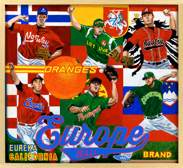 Europe Ball Brand