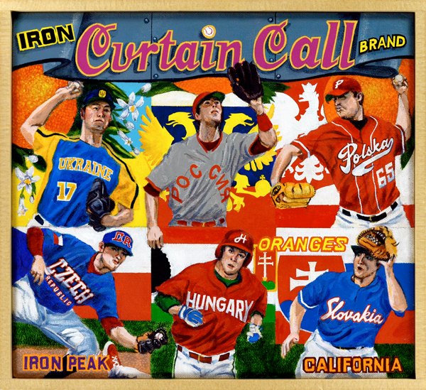 Iron Curtain Call Brand