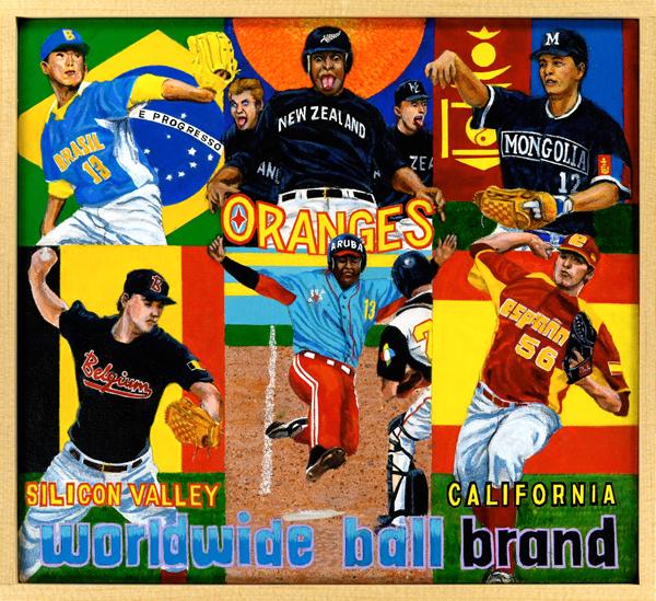 Worldwide Ball Brand