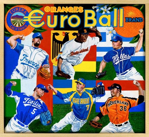 Euro Ball Brand