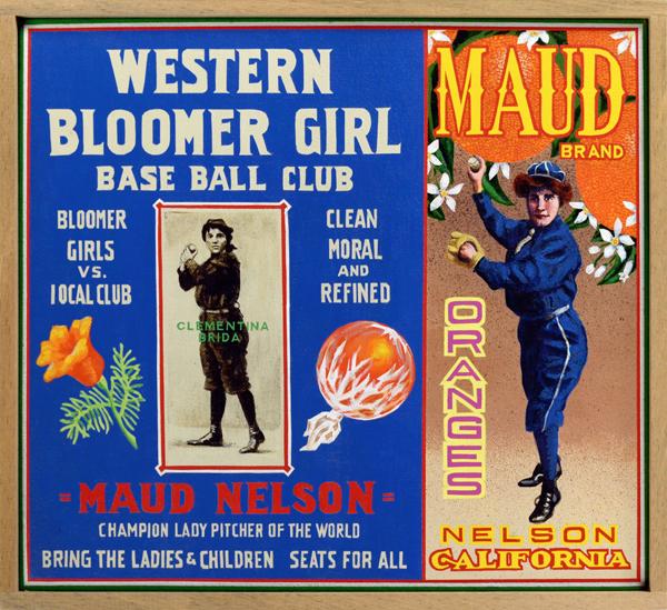 Maud Brand