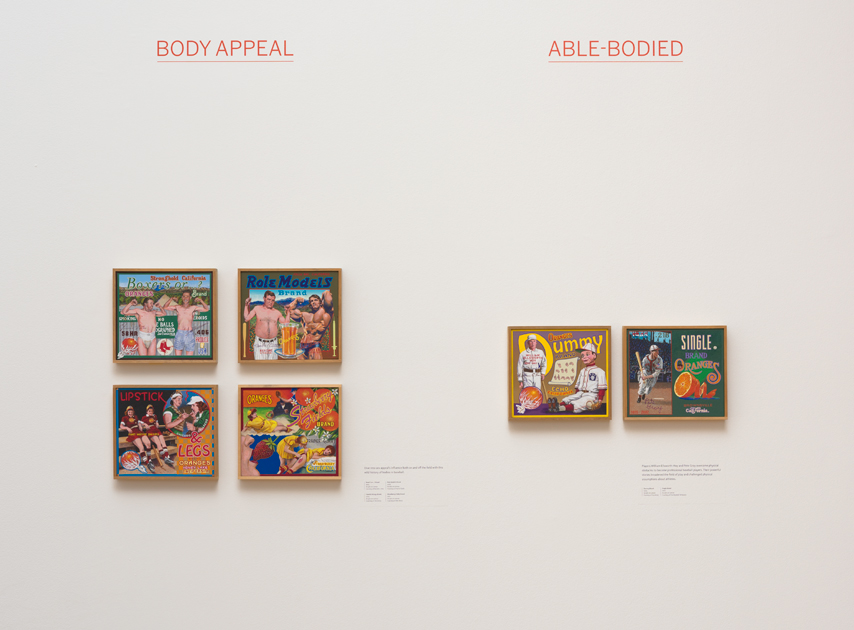 ∞ BODY APPEAL (view paintings)         ∞ ABLE-BODIED (view paintings)