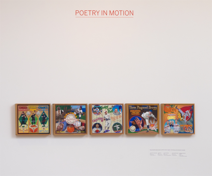∞ POETRY IN MOTION (view paintings)