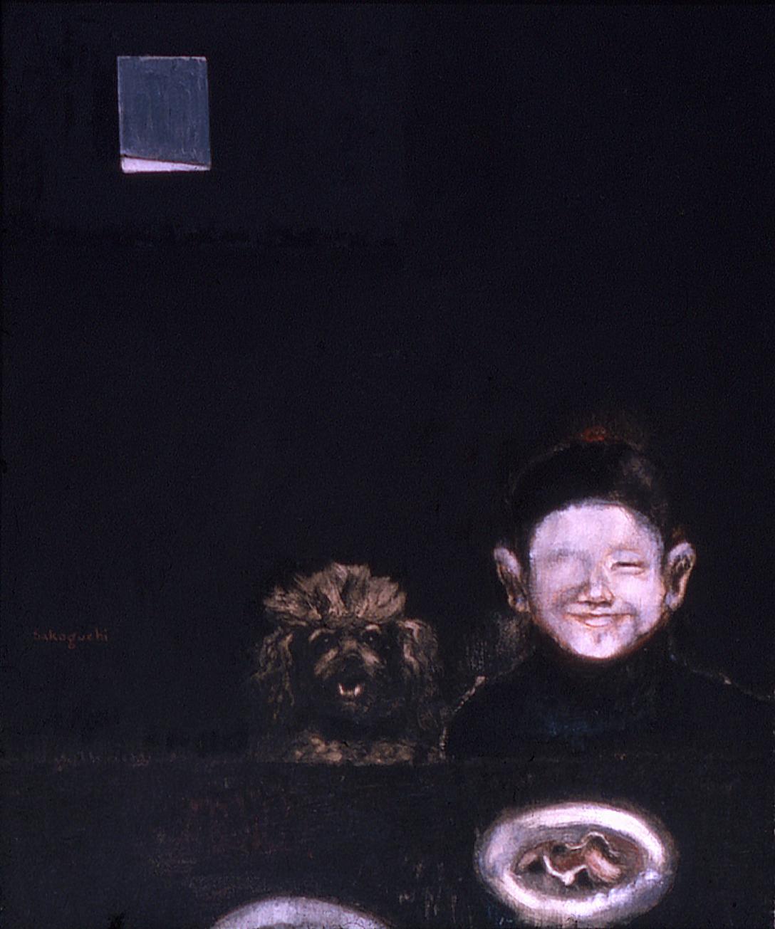 """""""Suki & Rich"""" oil on canvas (c.1963)"""