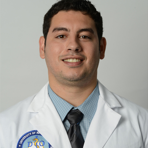 Hani Mayassi     Medical School: University of New England College of Osteopathic Medicine  Residency: Wellspan York Hospital (DO)