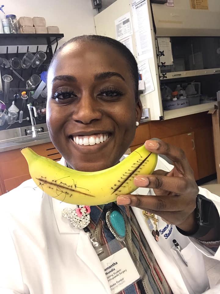 Samantha Okundia