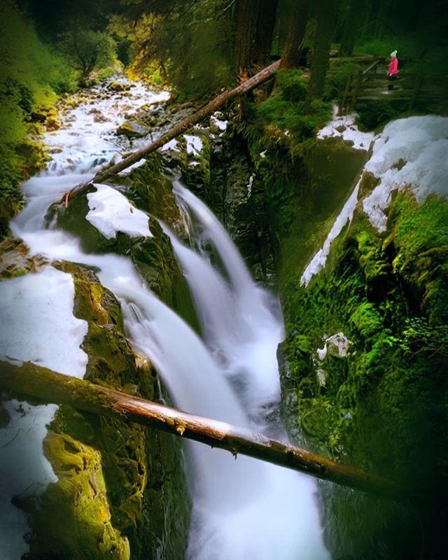 TLC WAS WRONG. ———————————————————— #girlganghikersclub #travelwashington #pnw #pnwdiscovered #womenwhoexplore #pnwonderland #washingtonexplored #sheexplores #theNWadventure #herpnwlife #likeamountaingirl  #wildernessbabes #mountaingirls #radgirlslife #girlsborntotravel #nwc #womeninthewild #womenempowerment #outdoorphotography #instagram #womenwhoexplore #womenwhohike #womenwhoexplorewashington