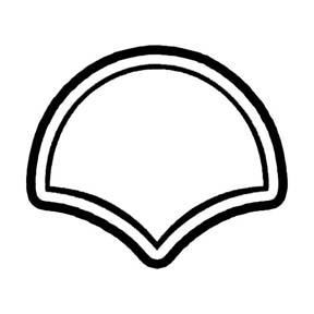 Oval Sheild