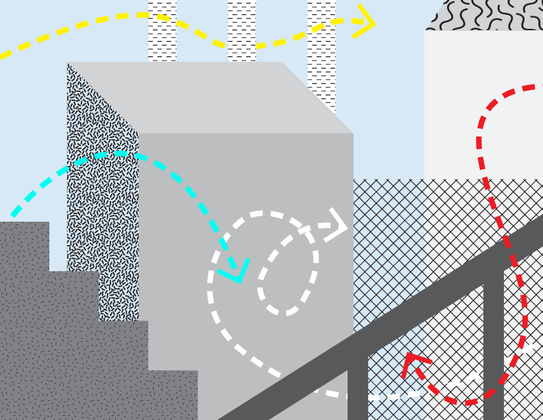 Illustration for  Asymptote  blog