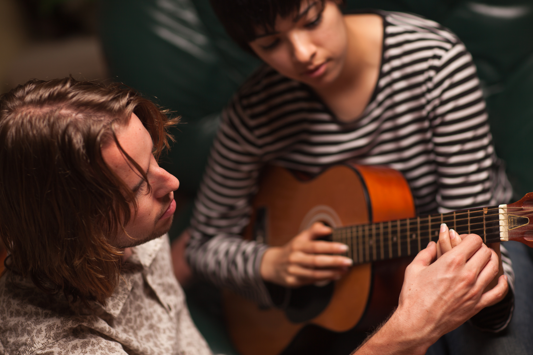 Learn How to Play Guitar in Frisco TX