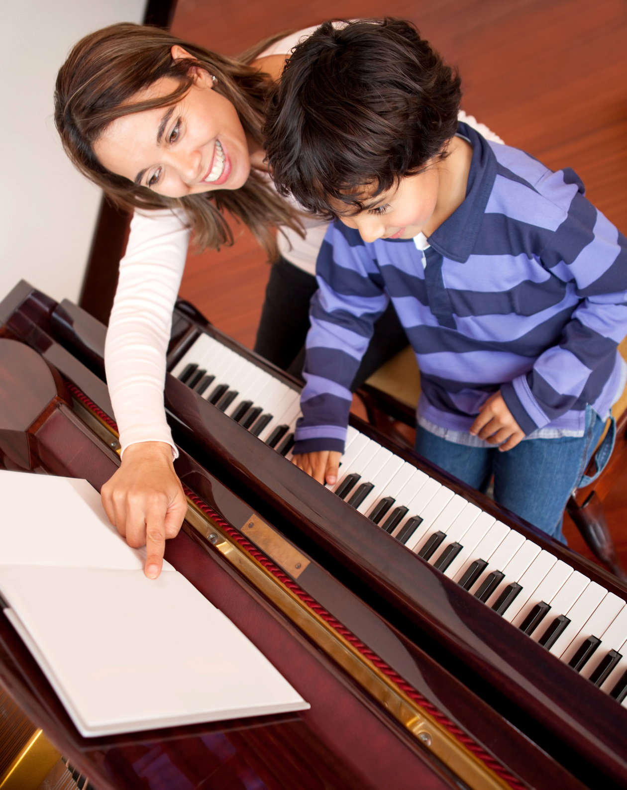 Learn to Play Piano in Frisco TX